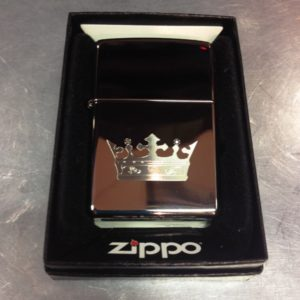 Зажигалка Zippo, алмазная гравировка