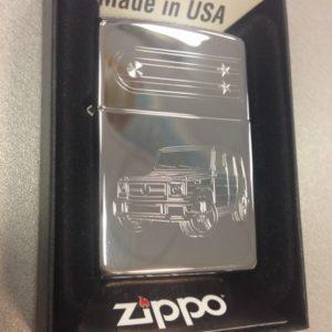 Зажигалка Zippo, гравировка «Автомобиль»