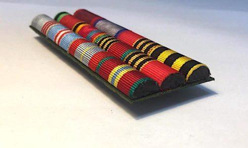 Планка для ветеранов 24 мм.